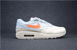 Men Nike Air Max 1 Desert Sand Running Shoes ...
