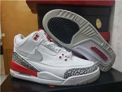 Men Basketball Shoes Air Jordan III Retro 342