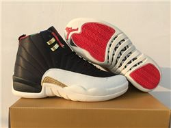 Men Basketball Shoes Air Jordan XII Retro AAA 356