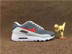 Men Nike Air Max 90 Ul Tra Essential Running Shoes AAA 333