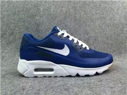 Men Nike Air Max 90 Ul Tra Essential Running Shoes AAA 335