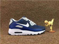 Men Nike Air Max 90 Ul Tra Essential Running Shoes AAA 337