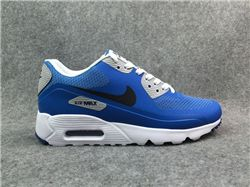 Men Nike Air Max 90 Ul Tra Essential Running Shoes AAA 341