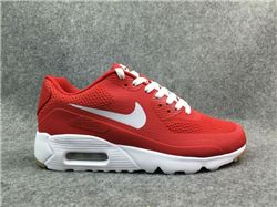 Men Nike Air Max 90 Ul Tra Essential Running Shoes AAA 343