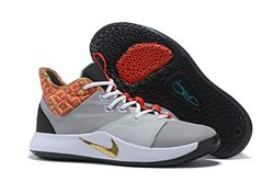 Men Nike Paul 3 Basketball Shoe 262