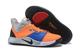 Men Nike Paul 3 Basketball Shoe 264