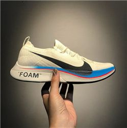 Men Nike Vaporfly Flyknit Running Shoes AAAA ...