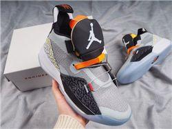 Men Air Jordan XXXIII Basketball Shoe AAA 214