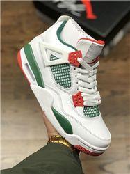 Men Basketball Shoes Air Jordan IV Retro AAAAAA 412