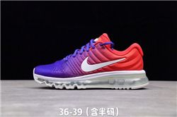 Women Nike Air Max 2017 Sneakers AAA 224
