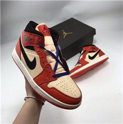 Women Sneaker Air Jordan 1 Retro AAAA 490