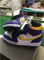 Women Sneaker Air Jordan 1 Retro 492