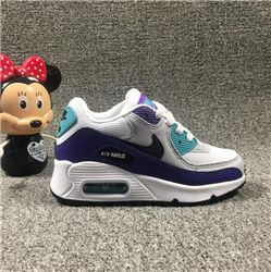 Kids Nike Air Max 90 Sneakers 379