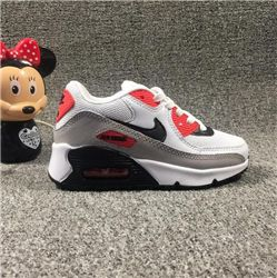 Kids Nike Air Max 90 Sneakers 381
