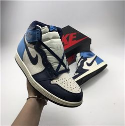 Women Sneaker Air Jordan 1 Retro AAAA 497