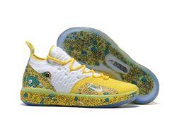 Men Nike Zoom KD 11 Basketball Shoe 526