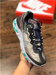 Women UNDERCOVER x Nike Upcoming React Element 87 Sneakers AAAA 302