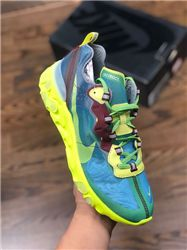 Women UNDERCOVER x Nike Upcoming React Element 87 Sneakers AAAA 309