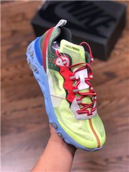 Women UNDERCOVER x Nike Upcoming React Element 87 Sneakers AAAA 310
