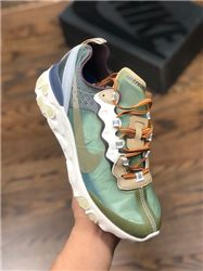 Women UNDERCOVER x Nike Upcoming React Element 87 Sneakers AAAA 313