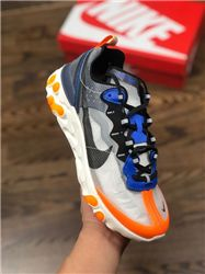 Men UNDERCOVER x Nike Upcoming React Element 87 Running Shoes AAAA 398