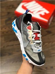 Men UNDERCOVER x Nike Upcoming React Element 87 Running Shoes AAAA 399