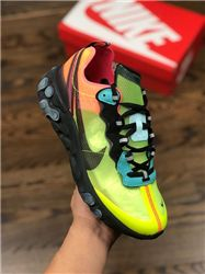 Men UNDERCOVER x Nike Upcoming React Element 87 Running Shoes AAAA 400