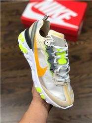 Men UNDERCOVER x Nike Upcoming React Element 87 Running Shoes AAAA 401