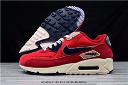 Men Nike Air Max 90 Premium SE Running Shoes AAAA 353