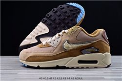 Men Nike Air Max 90 Premium SE Running Shoes AAAA 354