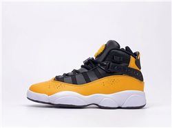 Women Air Jordan VI Rings Sneakers AAAAA 294