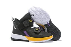 Men Nike LeBron Soldier 13 Basketball Shoes 843