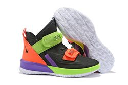 Men Nike LeBron Soldier 13 Basketball Shoes 846