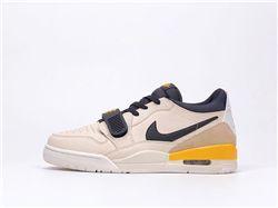 Men Jordan Legacy 312 Low Basketball Shoes AA...