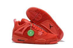 Men Air Jordan 4 Flyknit Basketball Shoes 442