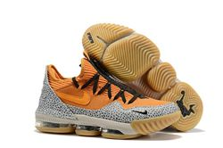 Men Nike LeBron 16 Low Basketball Shoes 854