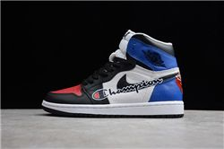 Men Air Jordan 1 Retro High OG Basketball Sho...