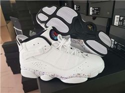 Men Basketball Shoes Air Jordan VI Rings 367