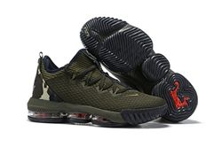 Men Nike LeBron 16 Low Basketball Shoes 859