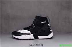 Men Nike Air Huarache Gripp Running Shoe AAAA...