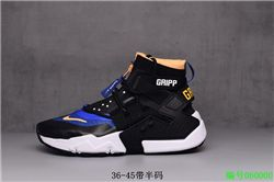 Men Nike Air Huarache Gripp Running Shoe AAAA 253