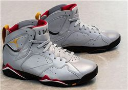 Men Basketball Shoes Air Jordan VII Retro 3M AAAA 375
