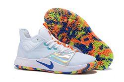 Men Nike Paul 3 Basketball Shoe 272