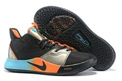 Men Nike Paul 3 Basketball Shoe 273