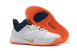 Men Nike Paul 3 Basketball Shoe 278