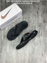 Men Nike Air Cushion Sandals 392