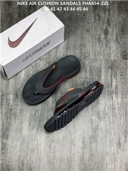 Men Nike Air Cushion Sandals 394