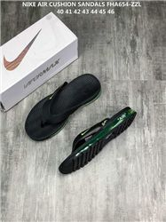 Men Nike Air Cushion Sandals 395