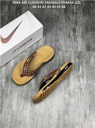 Men Nike Air Cushion Sandals 398