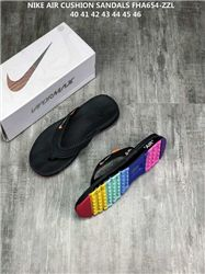 Men Nike Air Cushion Sandals 399